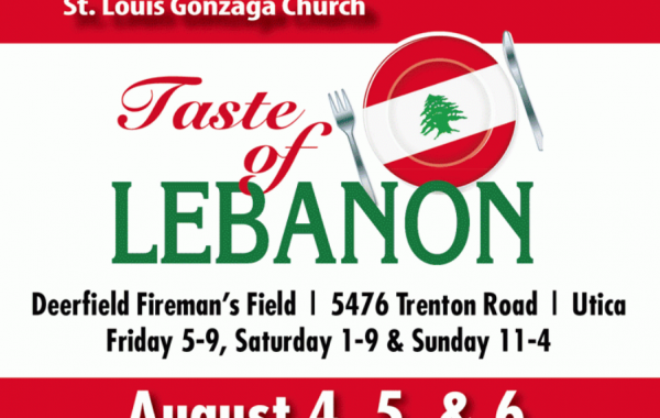 Taste of Lebanon – 2017